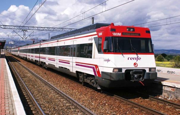 Tren Cantabria REnfe