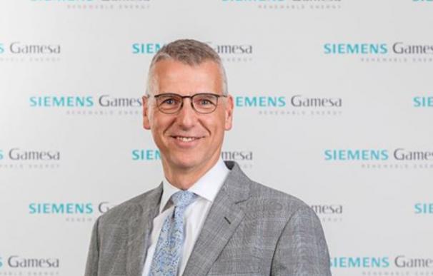 Andreas Nauen, nuevo CEO de Siemens Gamesa tras el cese inesperado de Tacke