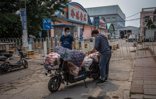 Coronavirus China Pekín