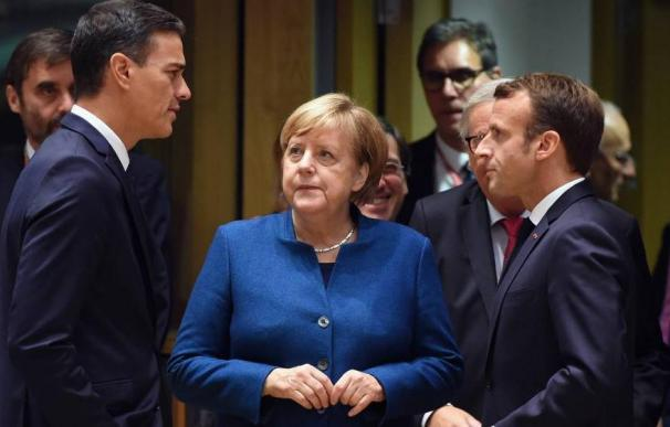 El plan de Merkel y Macron no saldrá gratis a España y obligará a Sánchez a un fuerte ajuste económico a la vuelta del verano