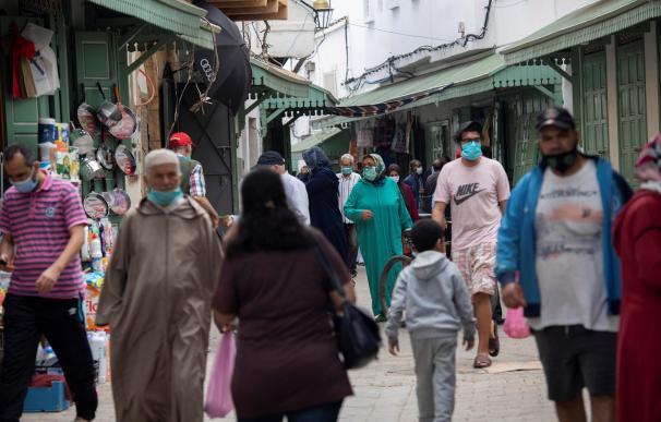 El mayor foco de Marruecos, con 600 casos, surge en dos empresas españolas.
