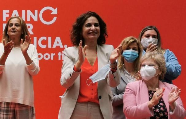 Montero avisa a las CCAA: sus méritos con el virus se deben al confinamiento