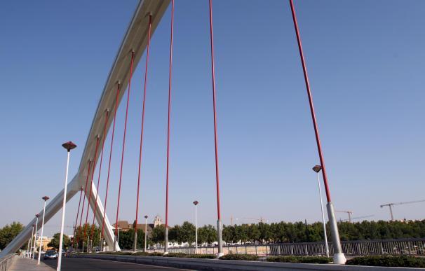 Puente de la Barqueta en Sevilla