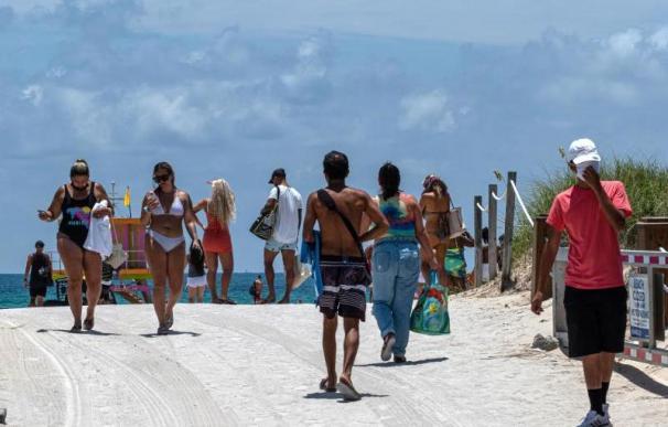 Florida supera los 100.000 contagios