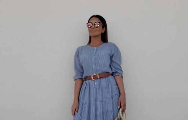 Vestido de Paula Echevarria