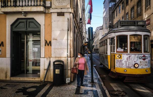 Una imagen de Lisboa