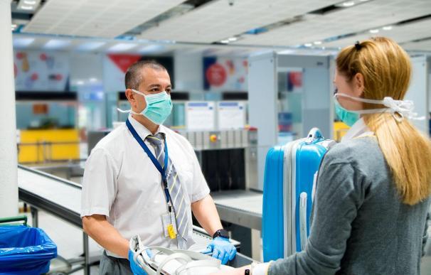 Aeropuertos pandemia