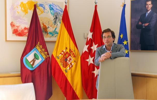 Entrevista al alcalde de Madrid