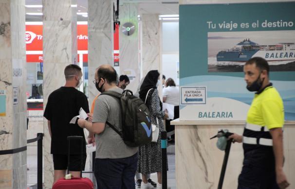 Ceuta puerto controles coronavirus