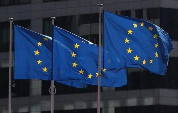 Europa, banderas UE, Unión Europea