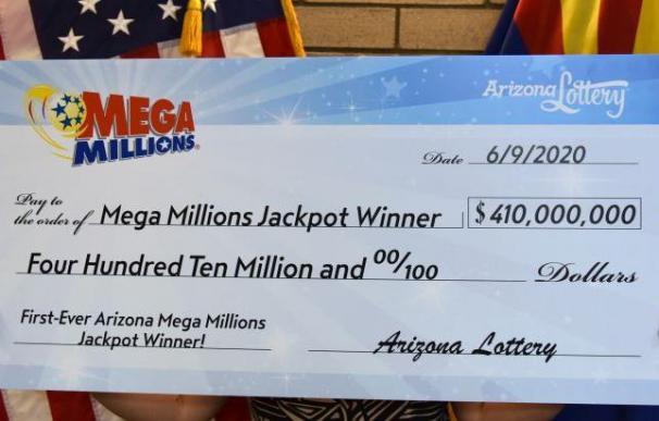 Premio de Megamillones