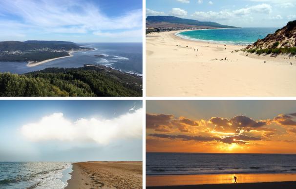 Varias playas