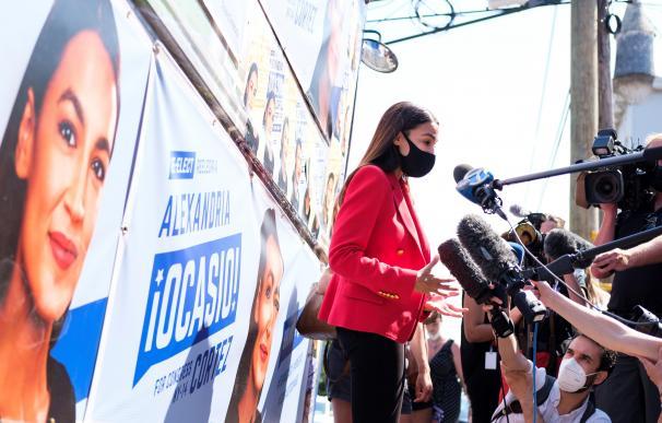 Alexandria Ocasio-Cortez, la latina que toma la bandera de los pobres en EEUU