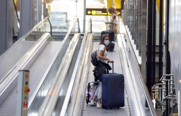 Barajas, aeropuerto, viaje coronavirus