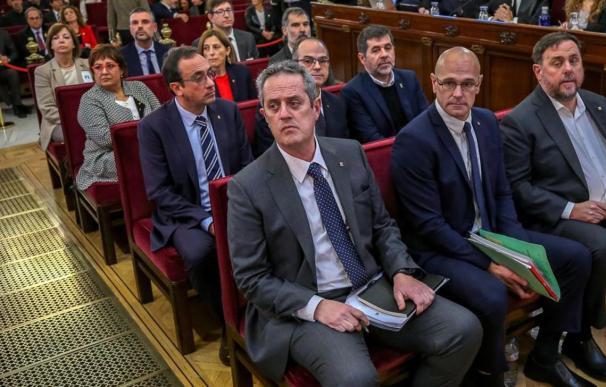 Las prisiones de Cataluña le conceden el tercer grado a los nueve condenados del procés