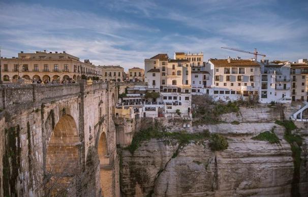 Ronda (Málaga), uno de los pueblos con encanto de España que triunfa en Instagram.