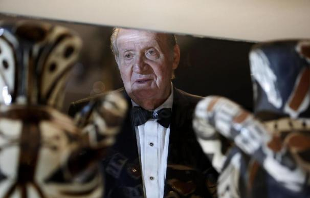 Don Juan Carlos en imagen de archivo