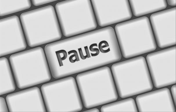 El Ibex 35 se pone en modo 'pausa' a la espera del mensaje que lance el BCE