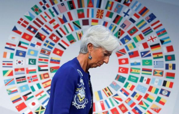 """Lagarde urge a los líderes de la UE a que aprueben rápido un plan """"ambicioso"""""""