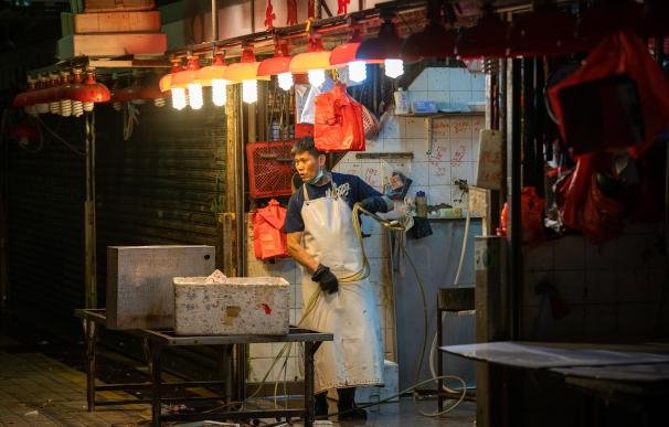 China cierra una ciudad de 3,5 millones de personas por 17 nuevos contagios