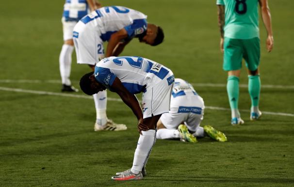 fútbol Leganés