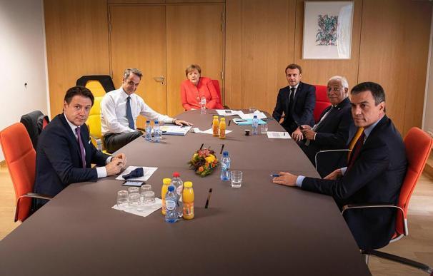 La UE se acerca a un acuerdo con menos ayudas y más control sobre las reformas