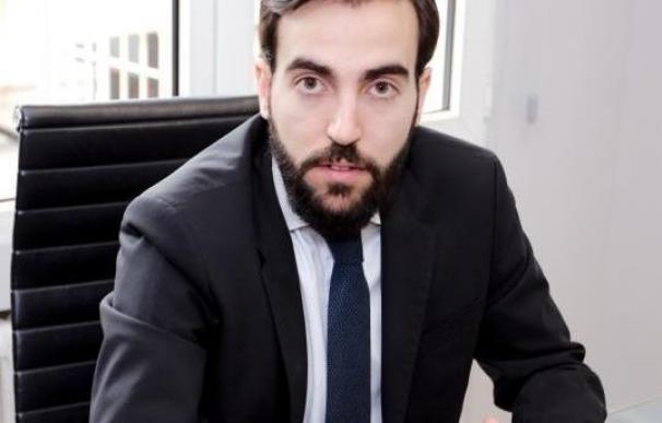 El abogado Javier Tebas Llanas, hijo del presidente de LaLiga, Javier Tebas El abogado Javier Tebas Llanas, hijo del presidente de LaLiga, Javier Tebas 24/7/2020