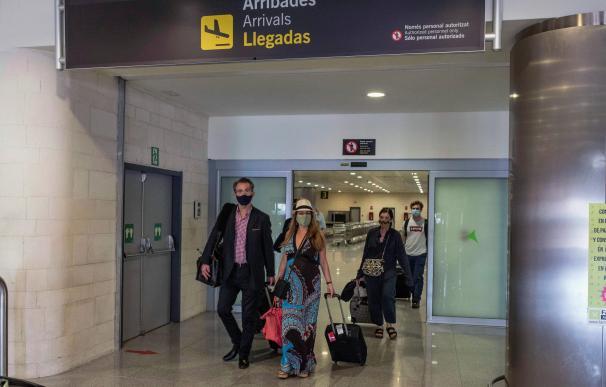 Empresarios baleares piden a Reino Unido que excluya las islas de cuarentena