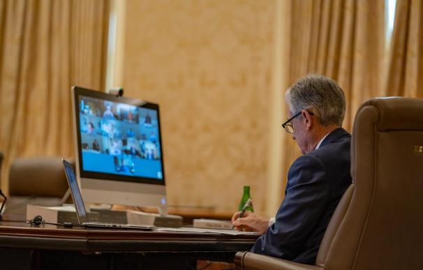 Powell afronta otra reunión clave de política monetaria.