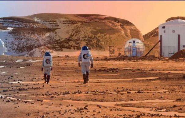 La supervivencia económica es posible en Marte... pero solo si se construye una alianza global