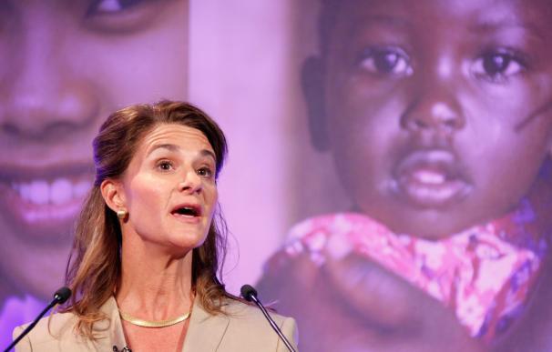 Melinda Gates, la súper rica que dirige la organización caritativa más poderosa.