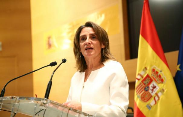 Teresa Ribera promete reforzar la agenda verde y lo rural