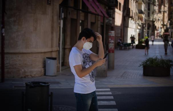 Cataluña suma 1.275 nuevos contagios, la cifra más alta de toda la semana.