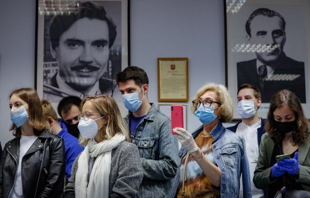 Vacuna Rusia presentación