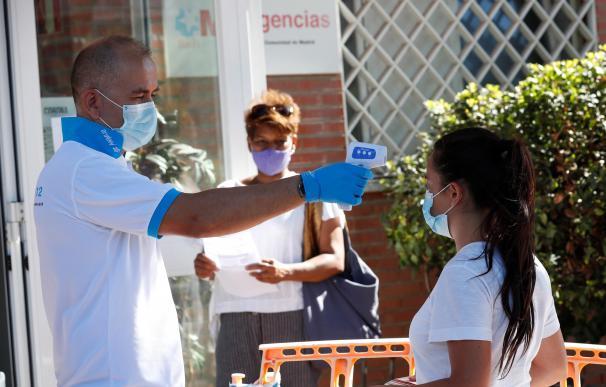 Pruebas PCR a los vecinos de San Sebastian de los Reyes