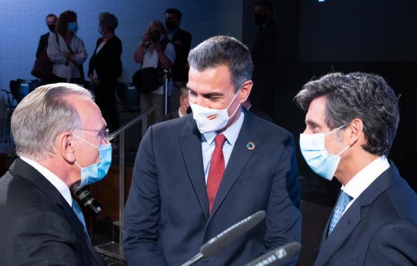 Moncloa ultima un equipo con quince VIP del Ibex para reformar la economía