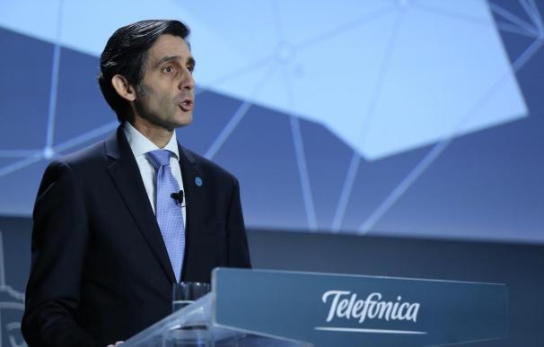 José María Álvarez Pallete, Telefónica