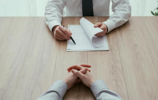 Acertar en las respuestas es clave en una entrevista de trabajo.