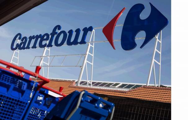 Imagen de archivo de un hipermercado de Carrefour.