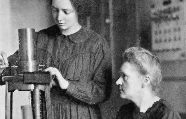 Marie Curie biografia