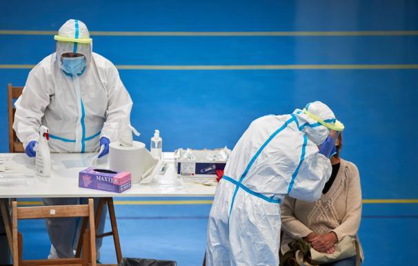 Pruebas PCR en Girona, Cataluña, Barcelona coronavirus