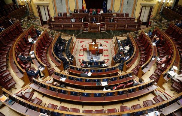Congreso de los Diputados (Foto de ARCHIVO) 20/5/2020