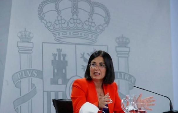 La ministra de Política Territorial y Función Pública busca un acuerdo de legislatura con los sindicatos de Función Pública.