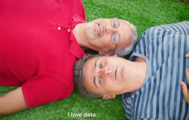 Thierry Cruanes y Benoit Dageville, cofundadores de Snowflake.