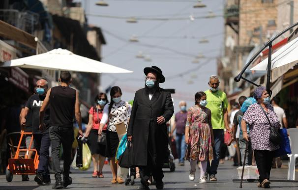 Descontento social y miedo a la ruina: así se vive en Israel el inicio del nuevo confinamiento
