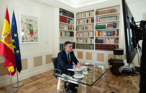 Pedro Sánchez ha intervenido ante la Asamblea General de la ONU