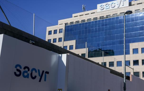 Foto del exterior del edificio de Sacyr en Madrid, a 28 de diciembre de 2019 28 diciembre 2019 Ricardo Rubio / Europa Press (Foto de ARCHIVO) 28/12/2019