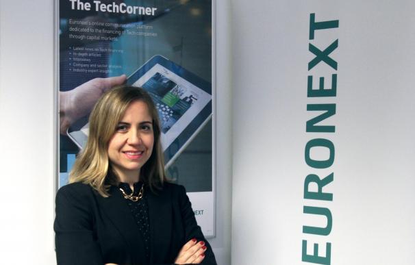 Susana de Antonio, responsable de Euronext en España