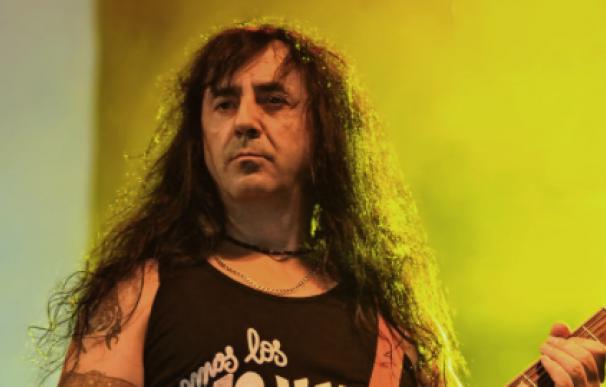 Juan Ramón Artero, 'Chicho', guitarrista y miembro fundador de Mojinos Escozíos