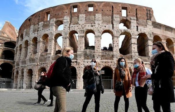 Italia coronavirus mundo mascarillas turismo